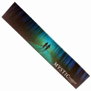 New Moon Aromas | Mystic Forest Incense Sticks 15g (1 Box) Free UK Delivery